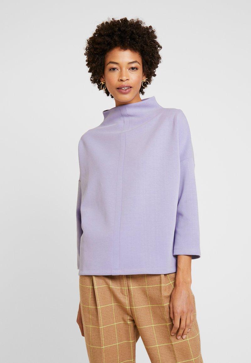 someday. - UMMI - Long sleeved top - purple sky