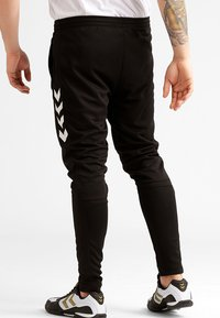Hummel - CORE - Pantalon de survêtement - black - 2