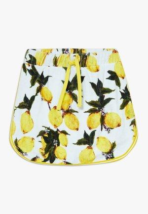 GIRLS SKORT - Minigonna - lemon