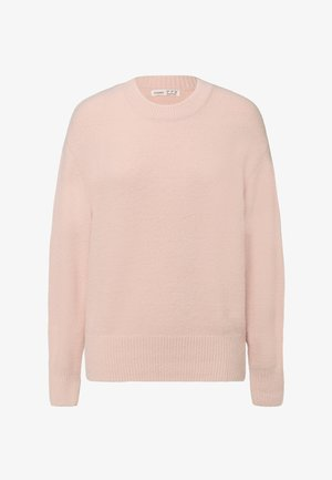 SOFT TOUCH FLUFFY - Pyjama top - rose