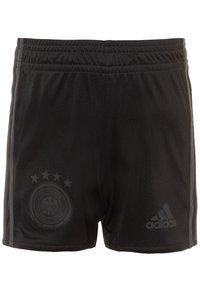adidas Performance - DFB DEUTSCHLAND A MINI - Pelipaita - black - 2