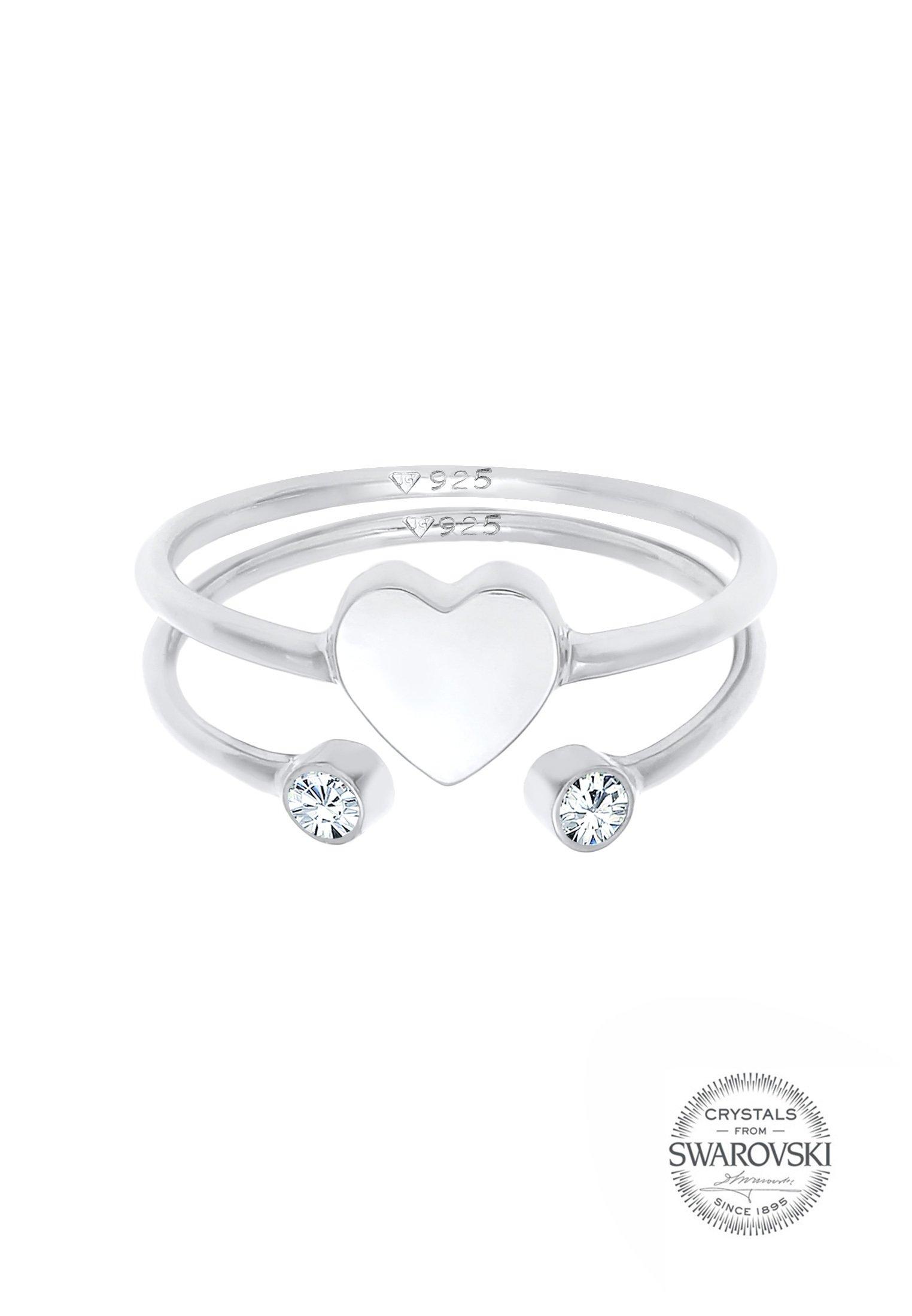 Elli Set - Ring Silber