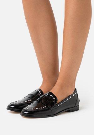 HODIA - Nazouvací boty - noir