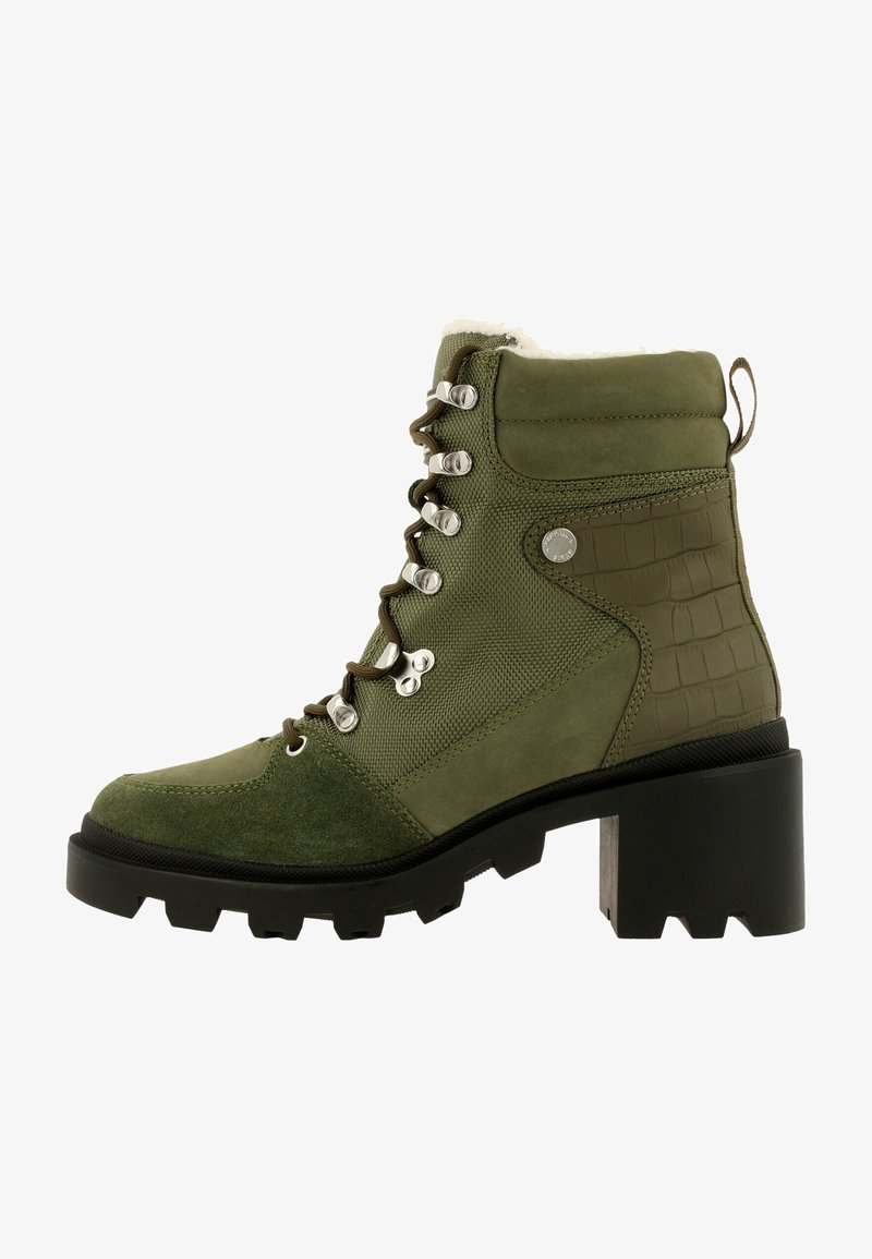 KENDALL + KYLIE - RODNEY - Veterboots - olive