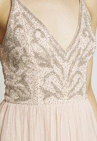 Lace & Beads Tall - SERAPHINA  - Společenské šaty - blush - 4