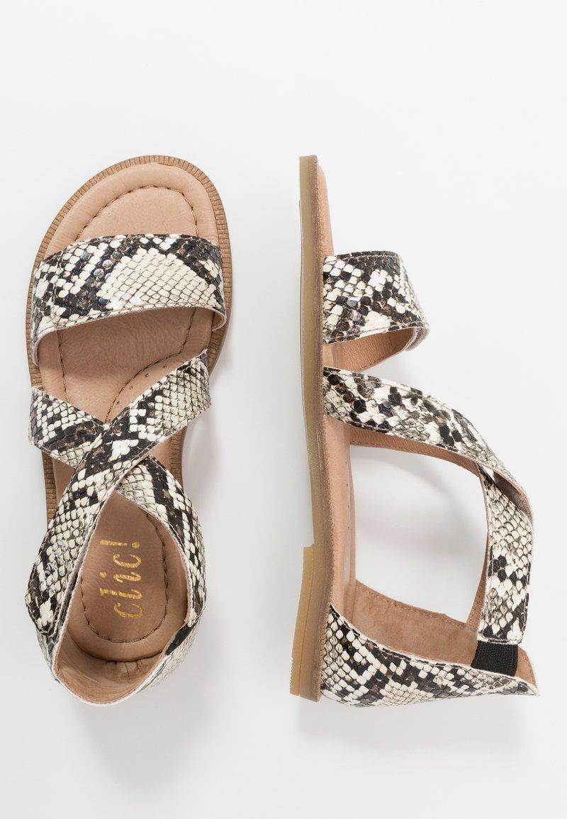 clic! - Sandaler - beige