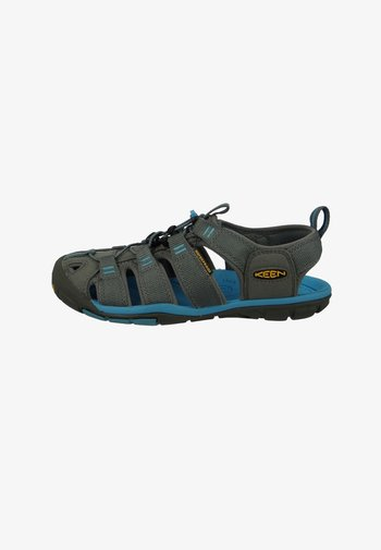 CLEARWATER CNX - Walking sandals - blue