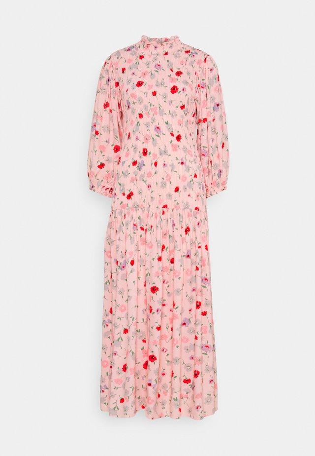 SARAMI DRESS - Długa sukienka - pink