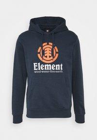 Element - VERTICAL - Hoodie - eclipse navy - 3
