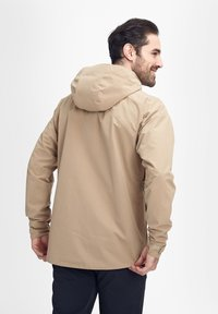Mammut - TROVAT - Hardshell jacket - brown - 1