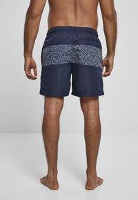 Urban Classics - Swimming shorts - darkwater - 2