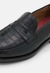 Grenson - PHILIPPA - Loafers - black - 6