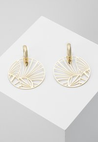 Pilgrim - EARRINGS ASAMI - Earrings - gold-coloured - 0
