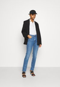 Levi's® - 724 HIGH RISE STRAIGHT - Jeans straight leg - rio frost - 1