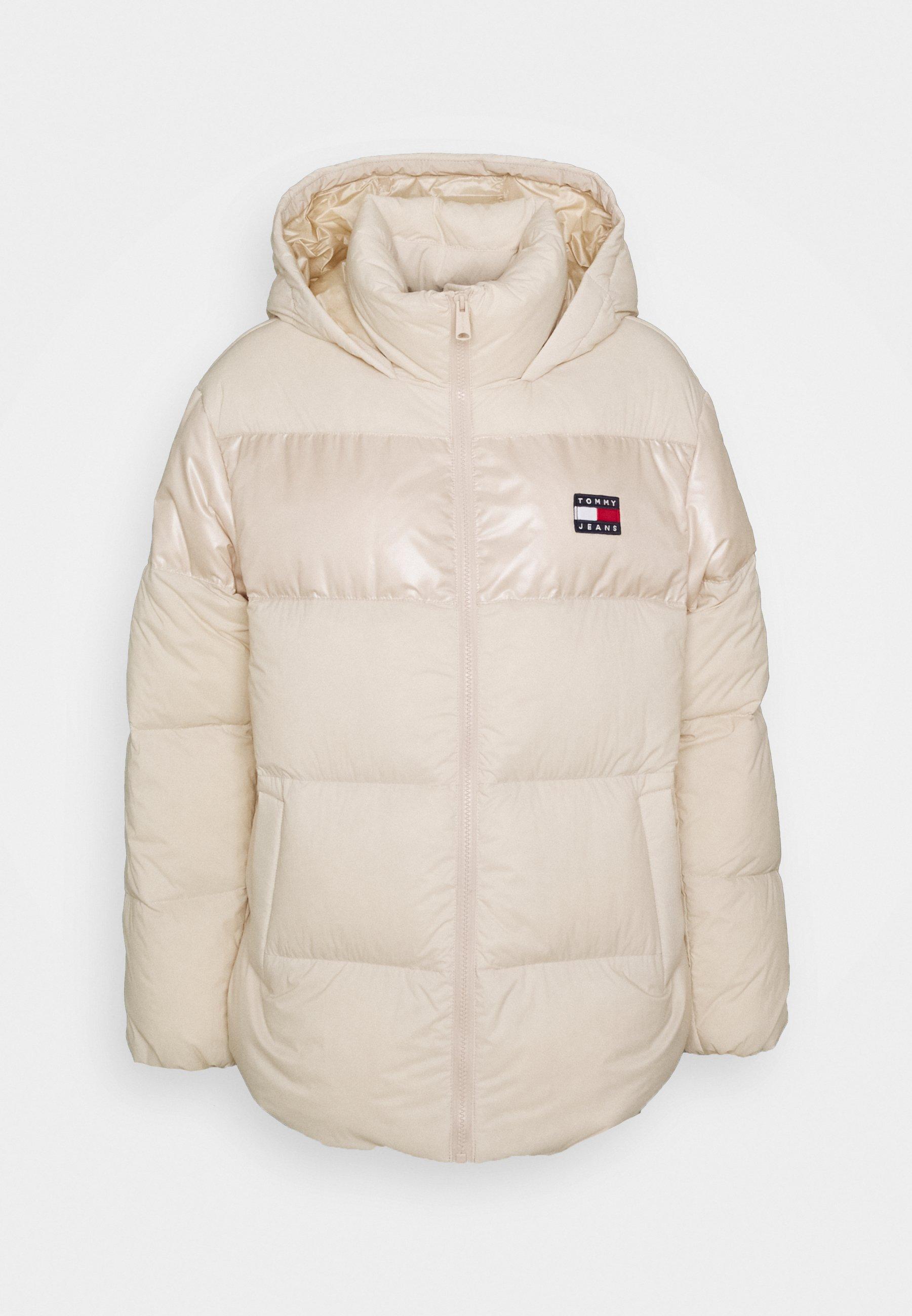 Women HOOD TONAL PUFFER - Down coat