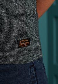 Superdry - T-shirt print - dark grey twill - 1