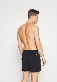 Nike Performance - VOLLEY ESSENTIAL - Shorts da mare - black - 1