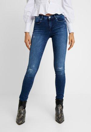 ONLFSHAPE - Jeans Skinny Fit - dark blue denim
