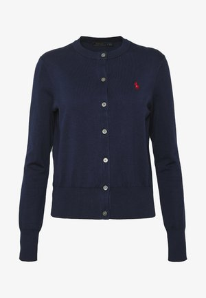 CARDIGAN LONG SLEEVE - Gilet - bright navy