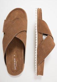 Shoe The Bear - CROSS  - Mules - tan - 1