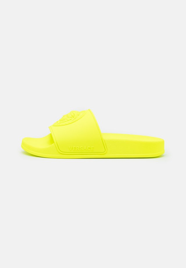 UNISEX - Mules - yellow