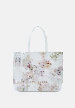 SAZACON - Tote bag - ivory