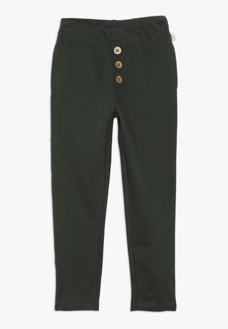 Mainio - Teplákové kalhoty - kombu green