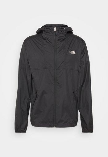 CYCLONE JACKET UTILITY - Outdoor jacket - black