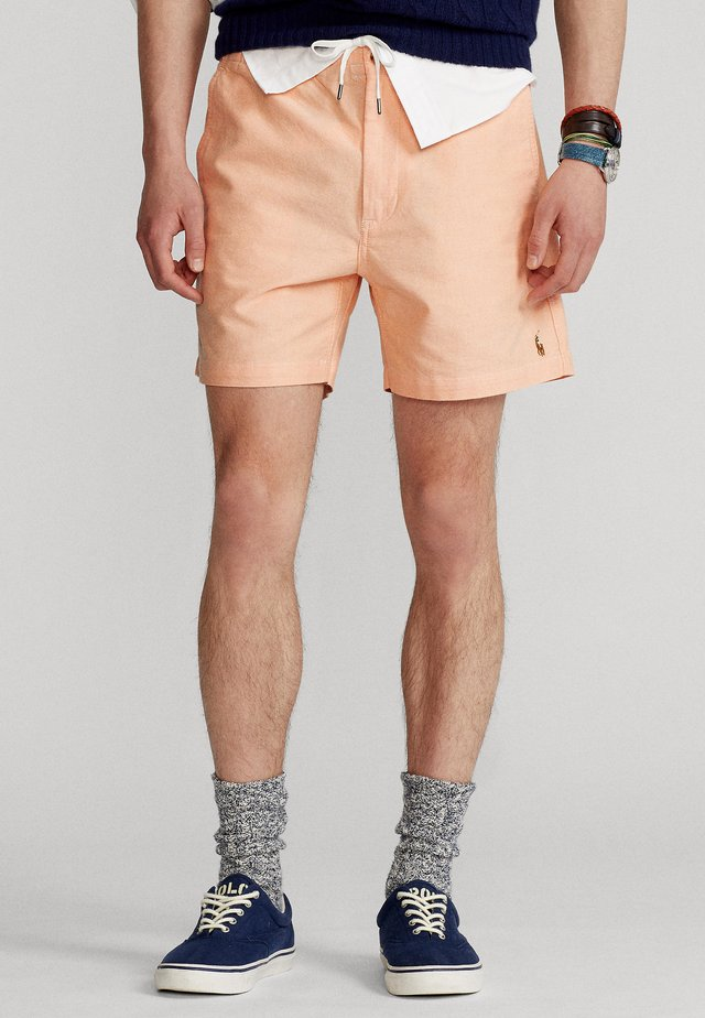 CLASSIC FIT PREPSTER - Short - spring orange