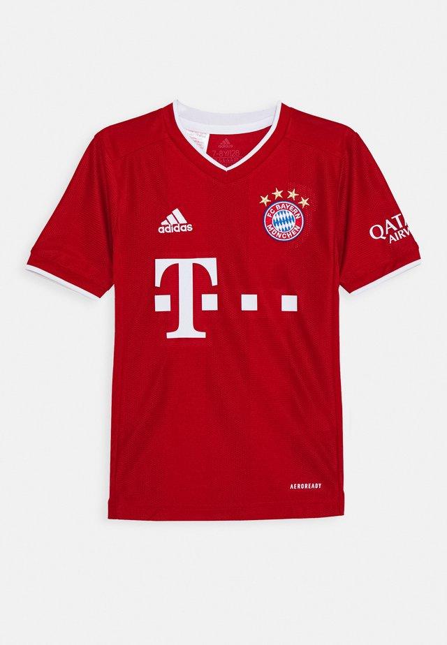 FC BAYERN MUENCHEN AEROREADY FOOTBALL - Club wear - red