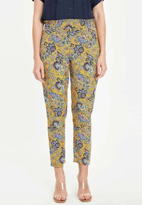 DeFacto - Trousers - yellow - 0