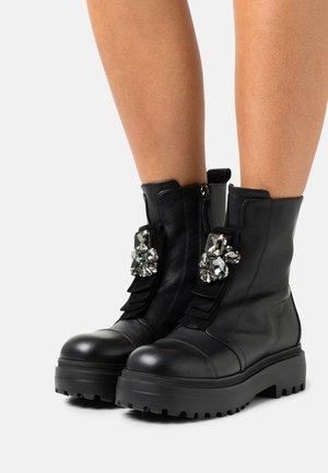 Korte laarzen - alby nero