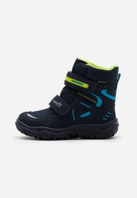 Superfit - HUSKY - Winter boots - blau/grün - 0