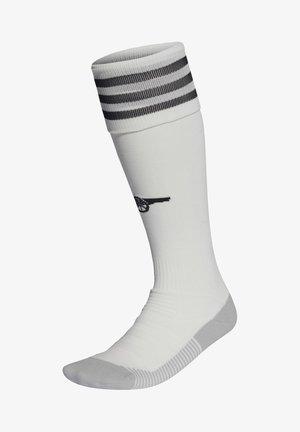 ARSENAL AWAY SOCKS - Sports socks - white