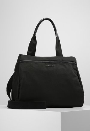 ROSIE BAG - Baby changing bag - black
