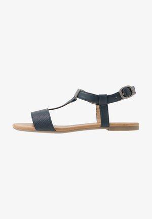 PEPE  - Sandals - navy