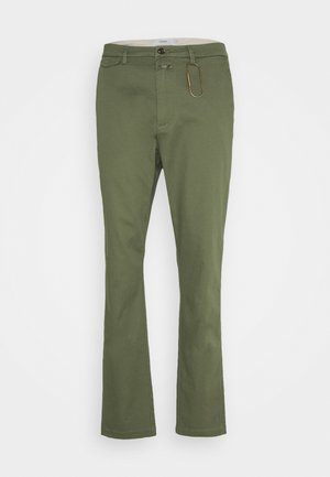 ATELIER - Pantalones chinos - laurel green
