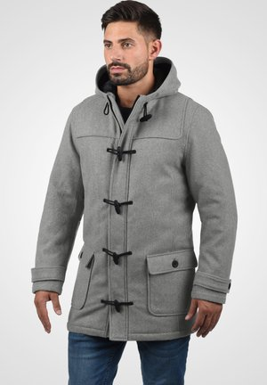WUMMER - Winter coat - grey melange