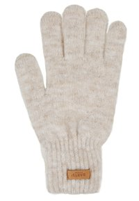 Barts - WITZIA GLOVES - Gloves - cream - 2