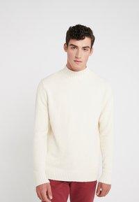 DRYKORN - ZAYN - Sweter - offwhite - 0