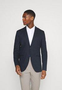 Jack & Jones PREMIUM - JPRRAY - Blazer jacket - dark navy - 0