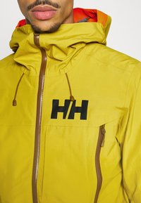 Helly Hansen - SOGN SHELL 2.0 JACKET - Snowboardjakke - antique moss - 5
