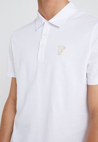 Versace Collection - Polo - bianco/oro - 4