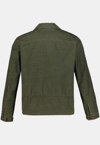 JP1880 - Denim jacket - khaki - 4