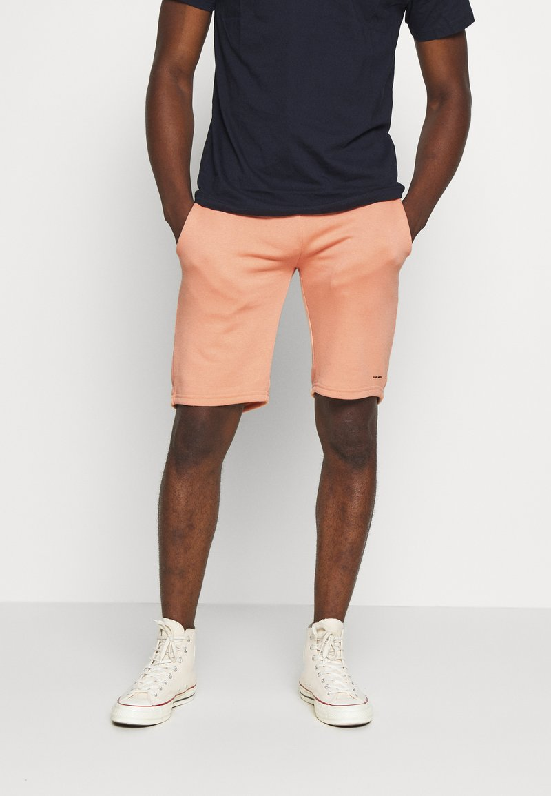 Night Addict - ROSS - Shorts - coral