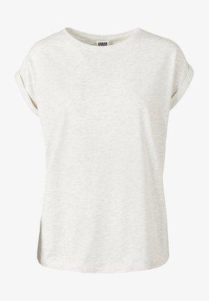 Basic T-shirt - lightgrey