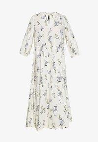 YASPLEANA SPRING - Maxi šaty - oxford tan