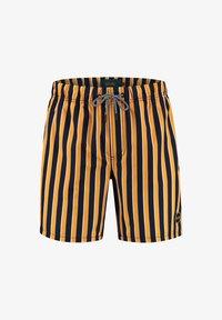 Shiwi - Swimming shorts - satsuma spritz yellow - 5