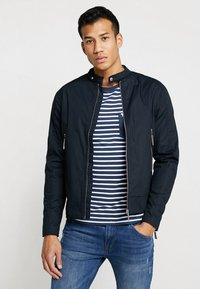 HARRINGTON - IGGY - Summer jacket - navy - 0