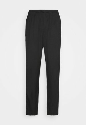 CLUB NOMADE CHIC PANTS - Bukser - black